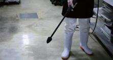 床・排水溝